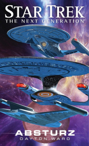 Star Trek Next Generation Absturz von Dayton Ward